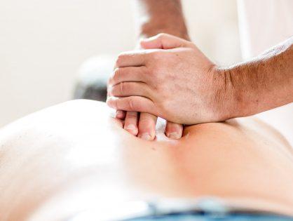 Wirbelsäulentherapie (nach Dorn / Breuss)